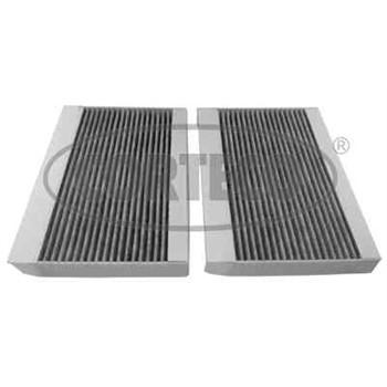 filtre d 39 habitacle charbon actif corteco cc1479. Black Bedroom Furniture Sets. Home Design Ideas