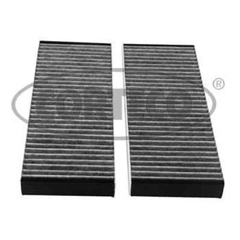 filtre d 39 habitacle charbon actif corteco cc1476. Black Bedroom Furniture Sets. Home Design Ideas