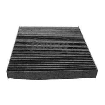 filtre d 39 habitacle charbon actif corteco cc1438. Black Bedroom Furniture Sets. Home Design Ideas