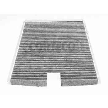 filtre d 39 habitacle charbon actif corteco cc1076. Black Bedroom Furniture Sets. Home Design Ideas