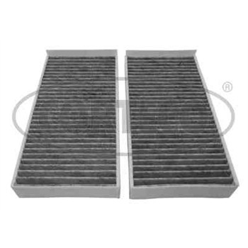 filtre d 39 habitacle charbon actif corteco cc1478. Black Bedroom Furniture Sets. Home Design Ideas