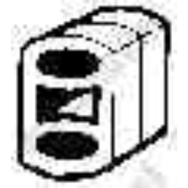 silencieux Bosal 255-095 But/ée /élastique