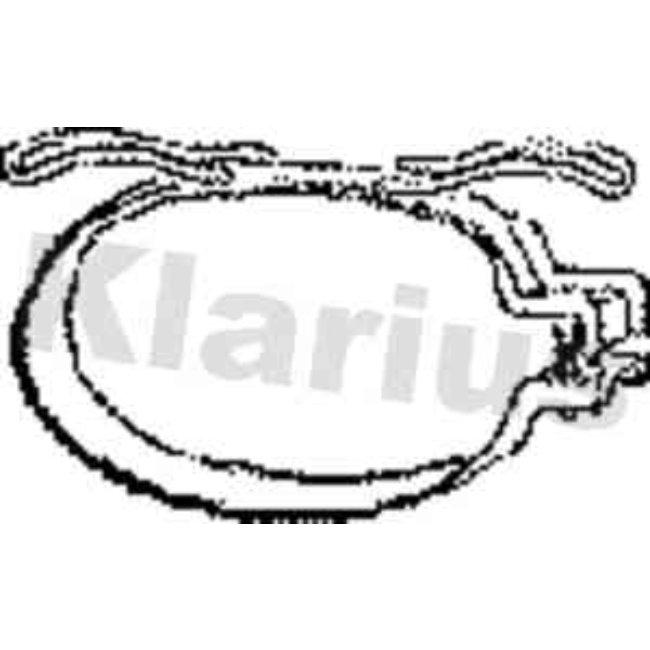 Autres Accessoires Échappement Klarius 430362