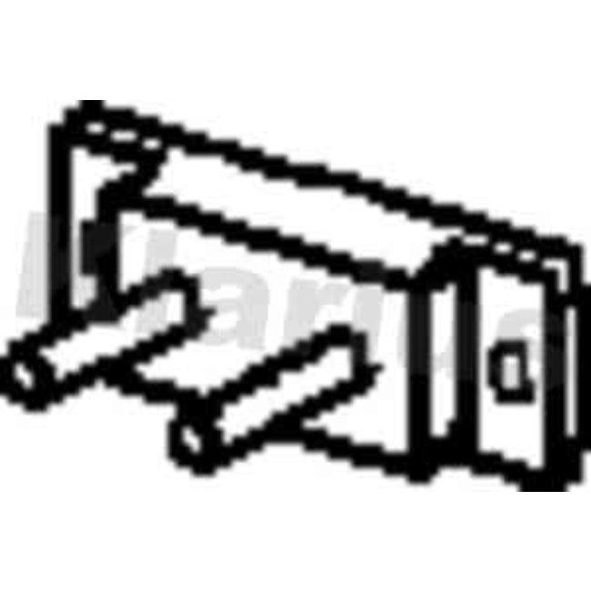 Autres Accessoires Échappement Klarius 430686