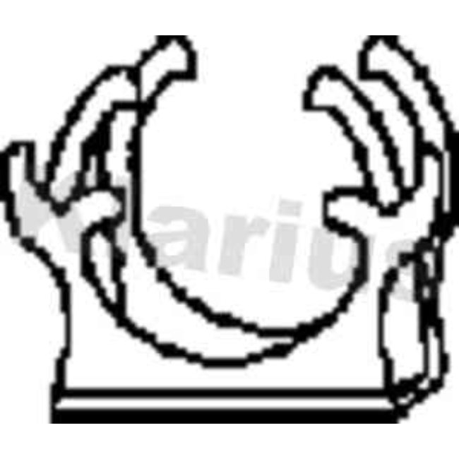Autres Accessoires Échappement Klarius 430638