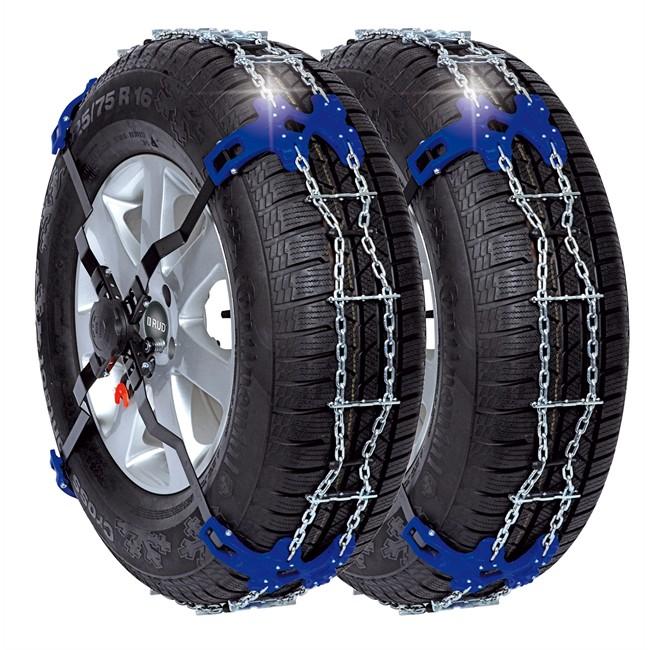 2 Chaines Neige Rud Centrax Comfort Suv Ref S898 Norauto Fr