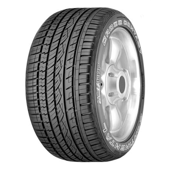 Pneu - 4X4 / SUV - CONTICROSSCONTACT UHP - Continental - 285-50-18-109-W