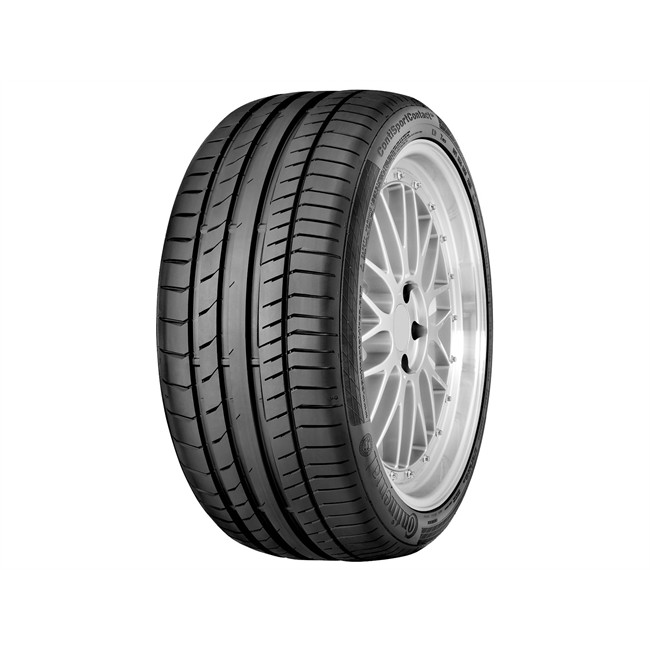 Pneu Continental Contisportcontact 5 245/35 R19 93 Y Xl Moextended Runflat