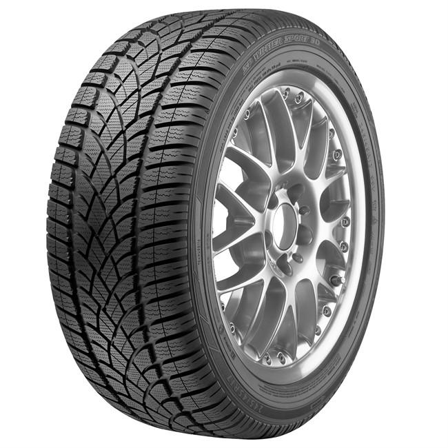 Pneu - 4X4 / SUV - SP WINTER SPORT 3D - Dunlop - 235-60-18-107-H
