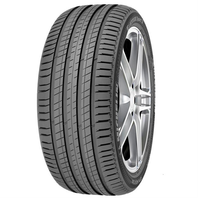 Pneu - 4X4 / SUV - LATITUDE SPORT 3 - Michelin - 235-55-19-101-W