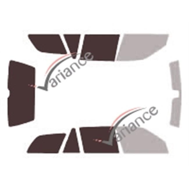 gabarit 3 4 arri re premium film solaire sur mesure variance. Black Bedroom Furniture Sets. Home Design Ideas