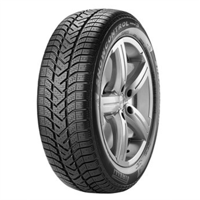Pneu - Voiture - WINTER 210 SNOWCONTROL SERIE 3 - Pirelli - 195-55-17-92-H