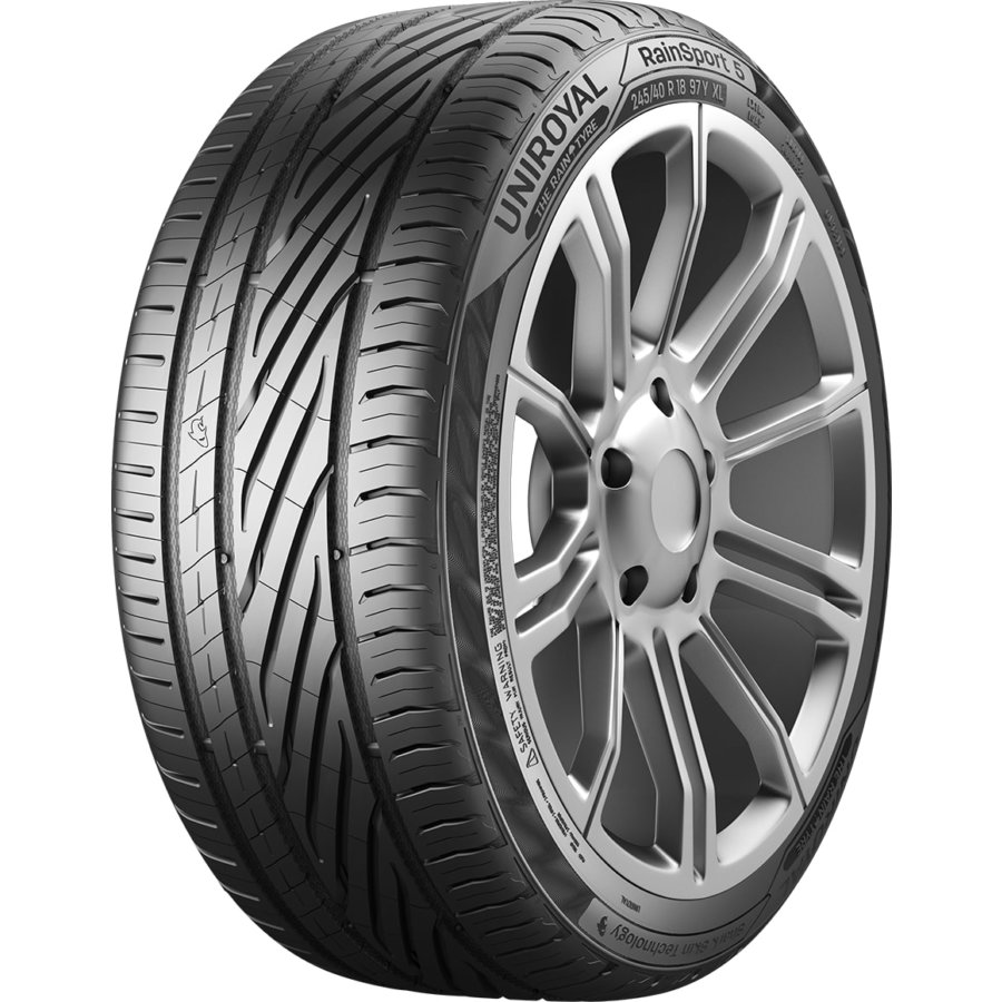 Pneu UNIROYAL RAINSPORT 5 205/55 R16 91 V