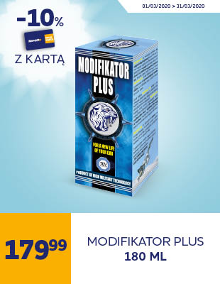 Modifikator plus 180ml